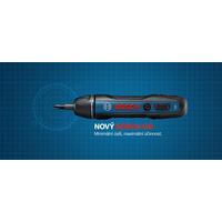 Akumulátorový šroubovák Bosch GO Professional