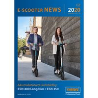 NAREX E-SCOOTER NEWS