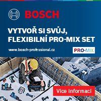 Profesionální sety BOSCH PROMIX