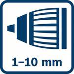 Sklíčidlo Autolock 1,0–10,0mm