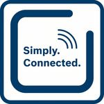 Simply.Connected. – Simply.Efficient.; díky person