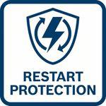 Ochrana proti opětovnému spuštění; Zabraňuje samov