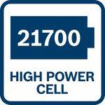 21700, Li-Ion akumulátor, vysokokapacitní článek
