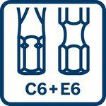 Platí pro bity C6 + E6