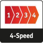 4-rychlostní převodovka