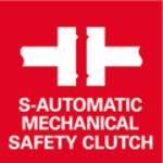 Bezpečnostní spojka Metabo S-automatic<br/> Mechanické odpojení pohonu pro bezpečnou práci při zablokování používaného nástroje