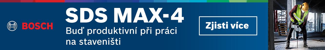 SDS MAX 4