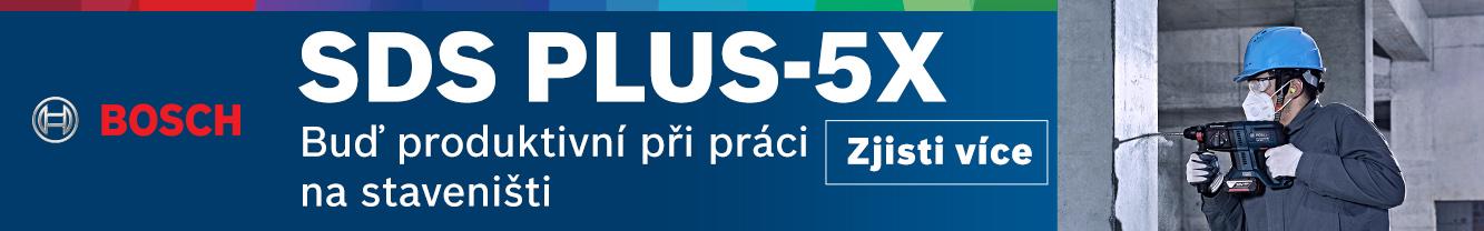 SDS PLUS 5X
